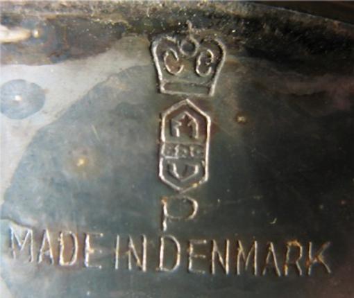 Danish Silver Hallmark Help The Ebay Community